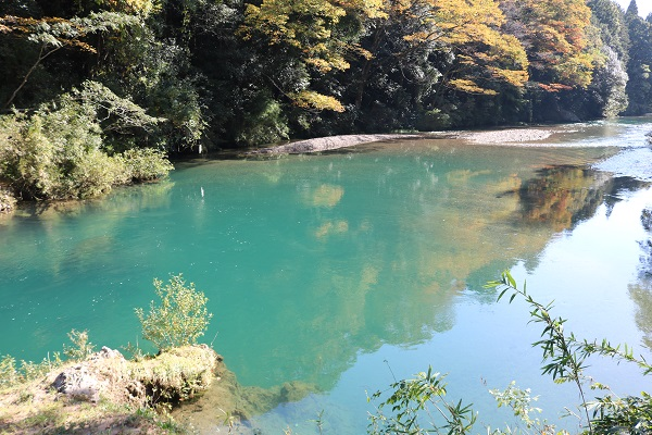 清兵衛渕(岐阜県関市)