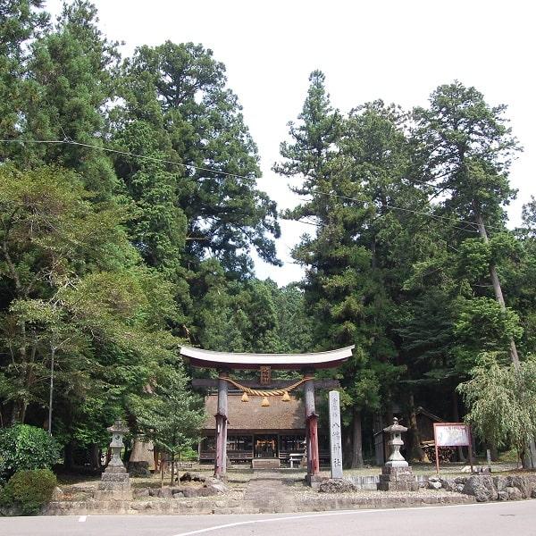 上之保八幡神社