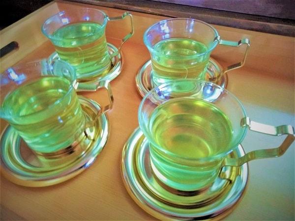 パッションフルーツ茶