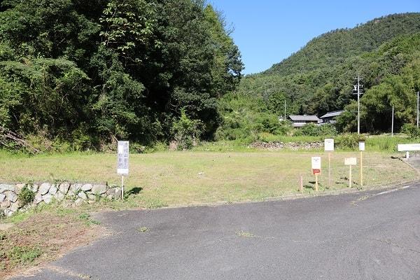 本城山登山専用駐車場