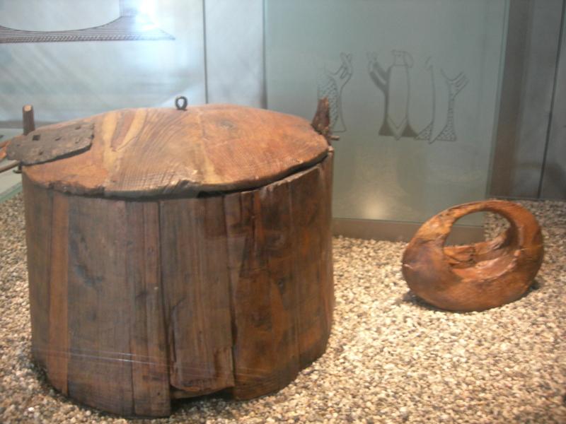 木製アイロン