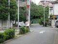 [まち][tokyo][ohmori]内川あと - 下母沢橋あと