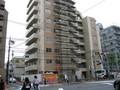 [まち][tokyo][ohmori][magome]2008年5月、環七沿いに出来てきたマンション