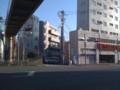[まち][川][tokyo][magome]2008年12月20日、子供たちと内川あとを自転車で走りました