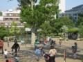 [まち][tokyo][roppongi]檜町公園です