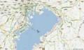 地図(横浜-千葉)