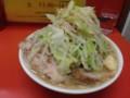 [ラーメン二郎]ラーメン二郎神田神保町店にて。小豚+生卵。(201119)