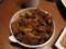 鶏レバーと砂肝の赤ワイン煮
