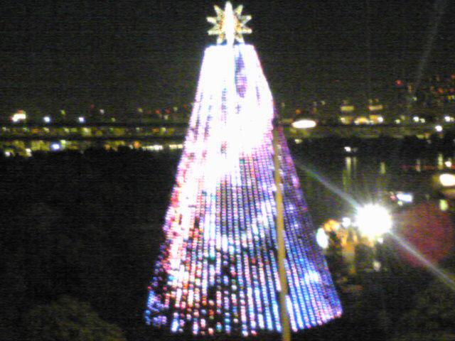 お台場夜景クリスマス2010