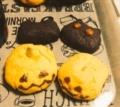 ハロウィンの菓子作り
