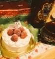 パティスリーハチのクリスマスケーキ