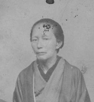 筑前第11代藩主黒田長溥(児島宮...