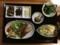 青ヶ島 杉の沢 晩御飯