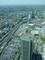 ランドマークタワーから横浜駅方面を望む