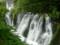 白糸の滝からの流れ