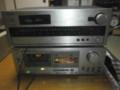 昔のソニーラジオチューナー
