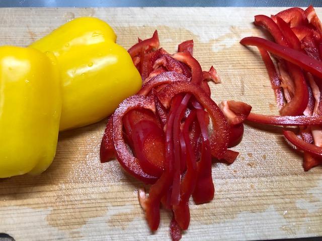 パプリカ 料理 レシピ