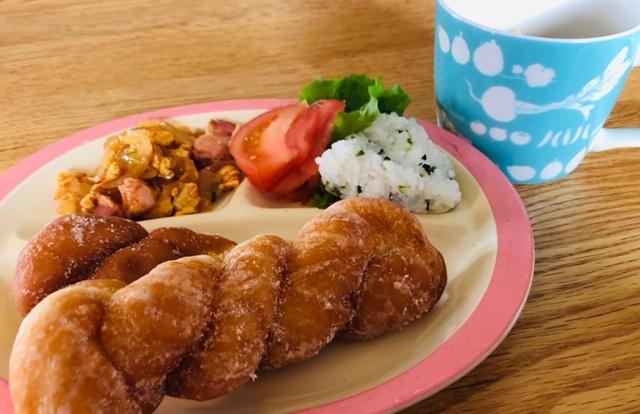 朝食 アマノフーズ マグカップ
