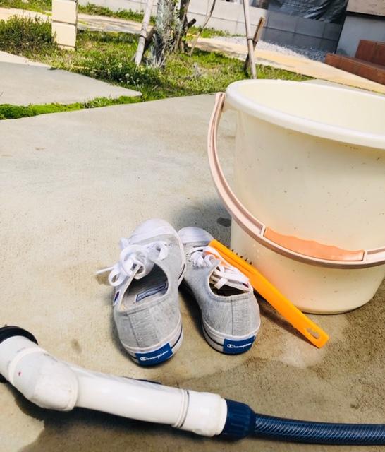 靴 靴洗い 洗剤
