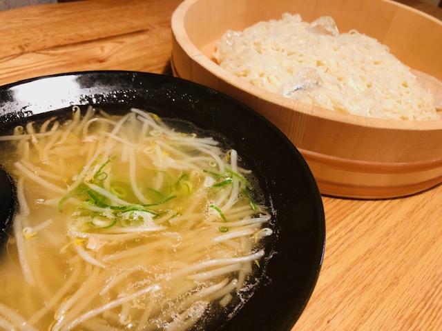 つけ麺 夏 レシピ