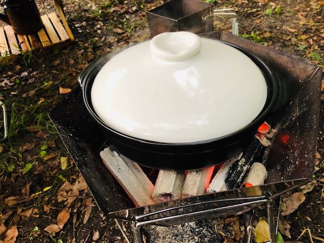 炭 ごはん 炊き方