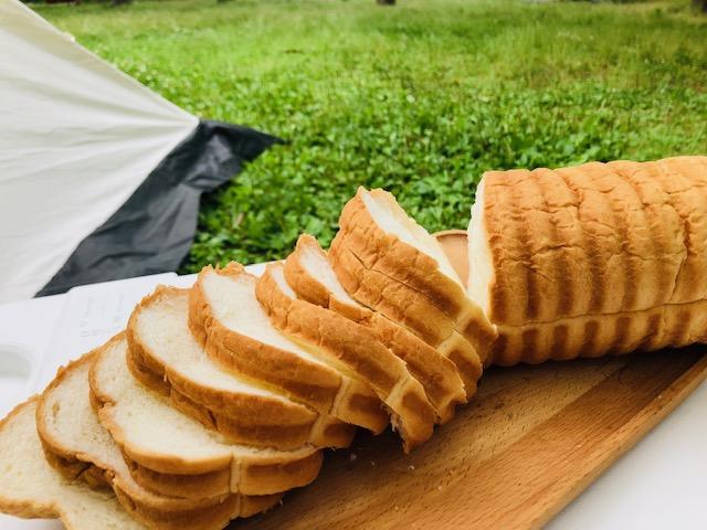 パン キャンプ レシピ