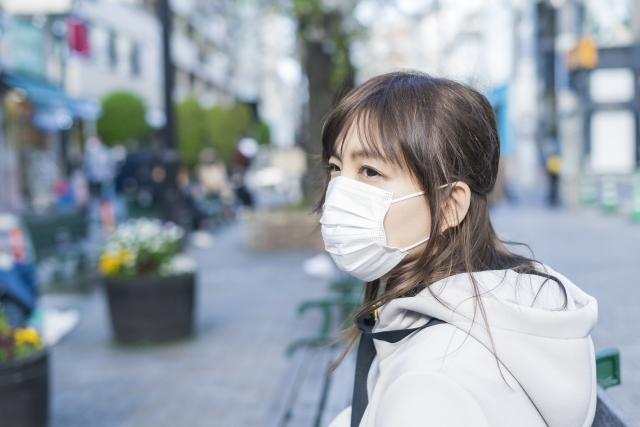 コロナ 化粧 しない マスク