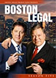 Boston Legal: Season 5 [DVD] [Import]