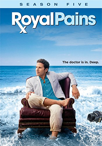 Royal Pains: Season Five [DVD] [Import]