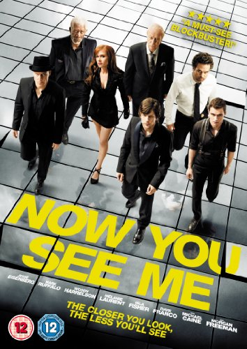 Now You See Me [DVD] [Import]