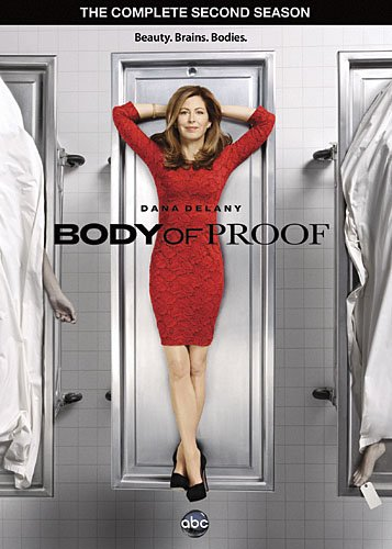 Body of Proof: The Complete Second Season [DVD] [Import]