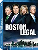 Boston Legal: Season 4 (5pc) (Ws Dub Sub Dol) [DVD] [Import]
