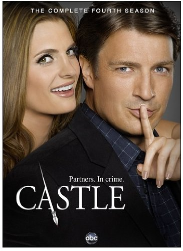 Castle: The Complete Fourth Season [DVD] [Import]