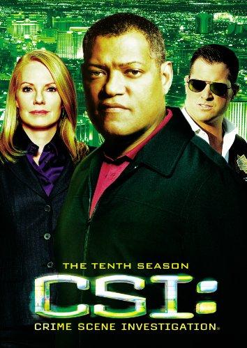 Csi: Tenth Season [DVD] [Import]