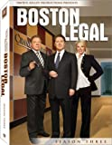 Boston Legal: Season 3 (7pc) (Ws Sub Dol Sen) [DVD] [Import]