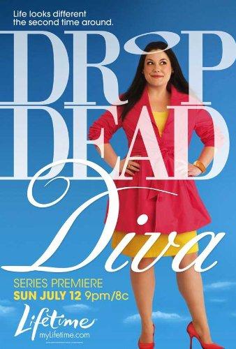 Drop Dead Diva (TV) - 映画ポスター - 11 x 17