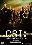 CSI:科学捜査班 シーズン8 コンプリートDVD BOX-I