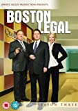 Boston Legal: Season 3 [DVD] [2006]