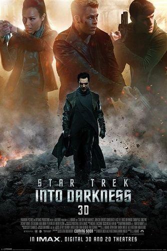 『スター・トレック イントゥ・ダークネス』 ポスター Star Trek (Into Darkness - Guns)(130517) [おもちゃ&ホビー]