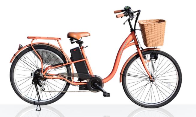安いのに高機能、おしゃれなおすすめ電動自転車