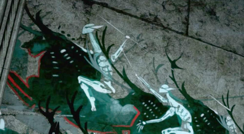 セダスのエルフ史年表 - 無真獣の巣穴