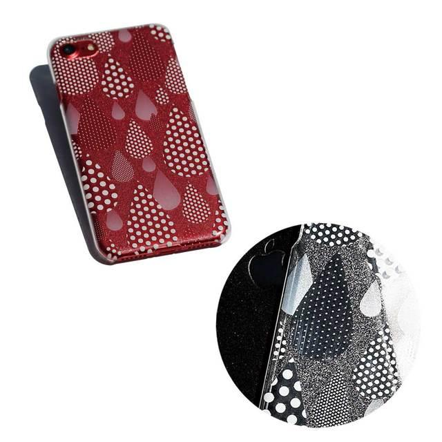 TPUソフトケースはiPhoneXS / iphoneX 共通と、iPhone8 / iPhone7 / iPhone6s / iPhone6 の共通ケースの2種類です。