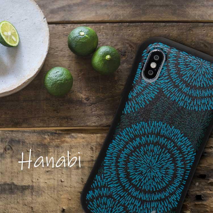 iPhoneケース 耐衝撃 バンパータイプ 高級感のある HANABI 新登場