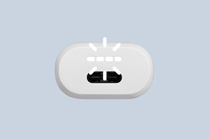 アイコス3バッテリーライト