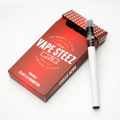 使い捨ての電子タバコ