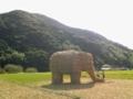 小豆島芸術祭 マンモス
