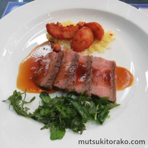 サンジの海賊レストラン2019肉料理