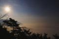 京都新聞写真コンテスト 京都丹波を包む雲海