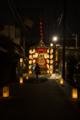 京都新聞写真コンテスト 宵々山の日