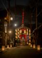 京都新聞写真コンテスト 亀岡祭宵宮